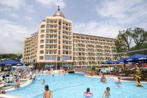 Hotel Admiral 5* | Nisipurile de Aur - Litoral Bulgaria