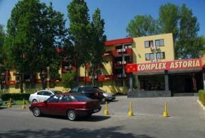 Hotel Astoria 3* | Mamaia - Litoral Romania